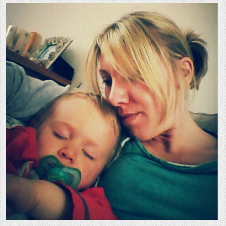 Mummy and boy