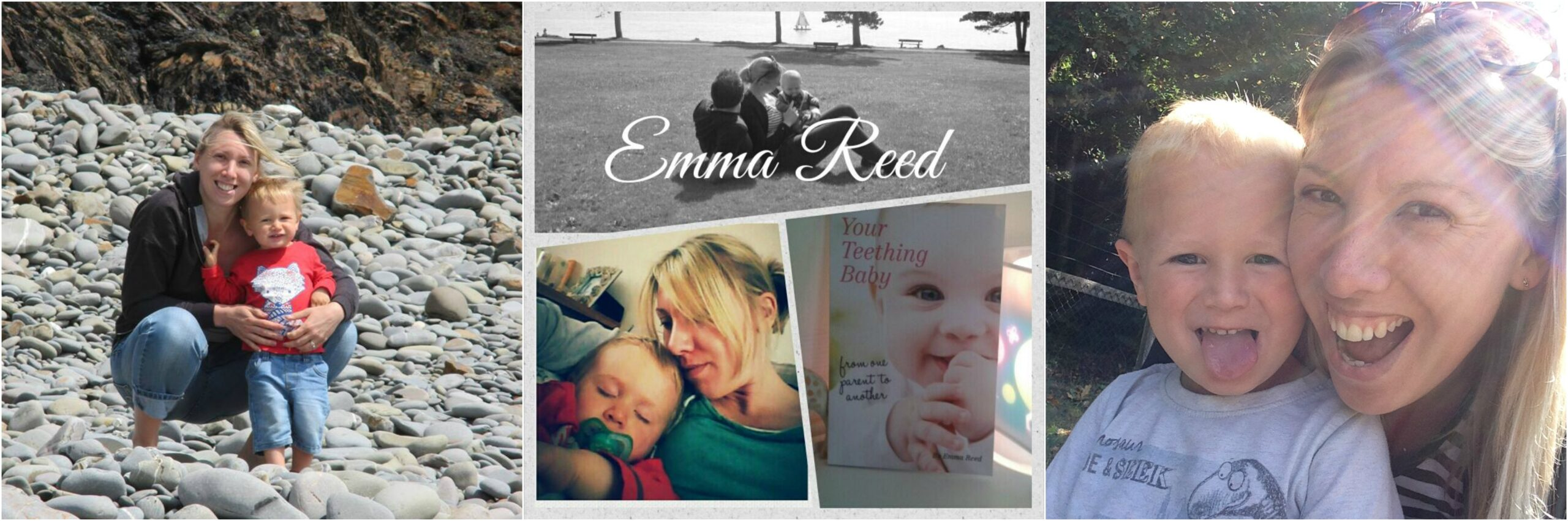 blogger, author, writer collage- Emma's Thoughts