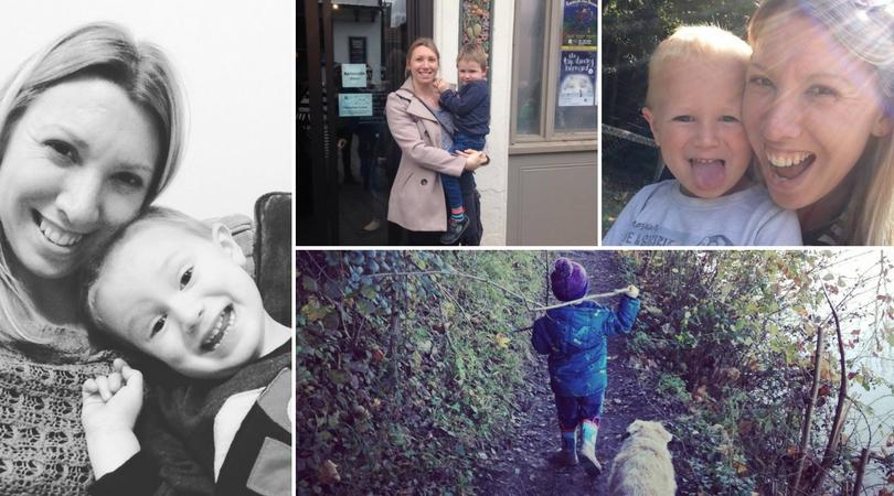 childcare collage