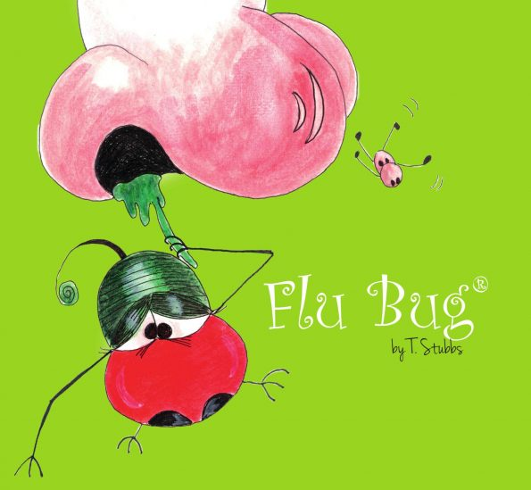 flu bug from life's little bugs