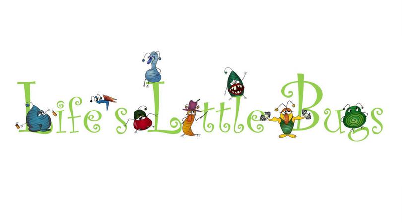 lifes little bugs logo