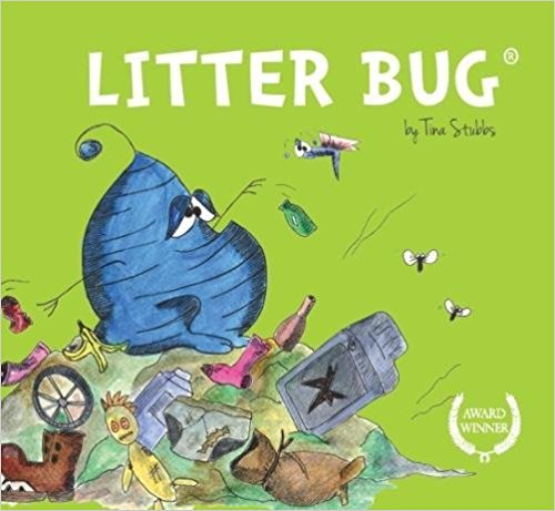 LItter Bug front cover of Life's little bugs