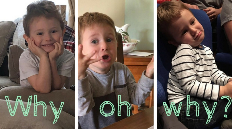 why oh why? questions from kids