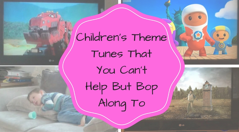 Children's Theme Tunes That You Can't Help But Bop Along To