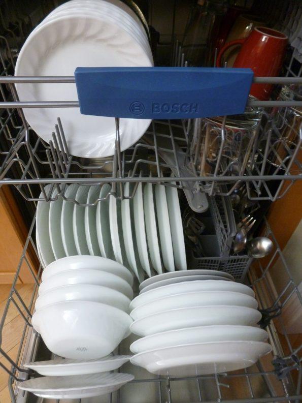 dishwasher filled up