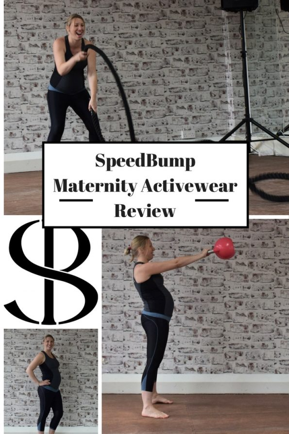 speedbump maternity activewear review