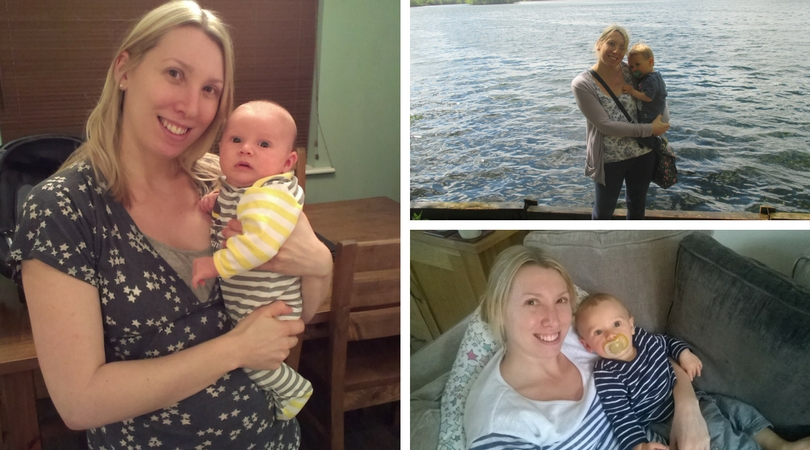 being a mum without a mum