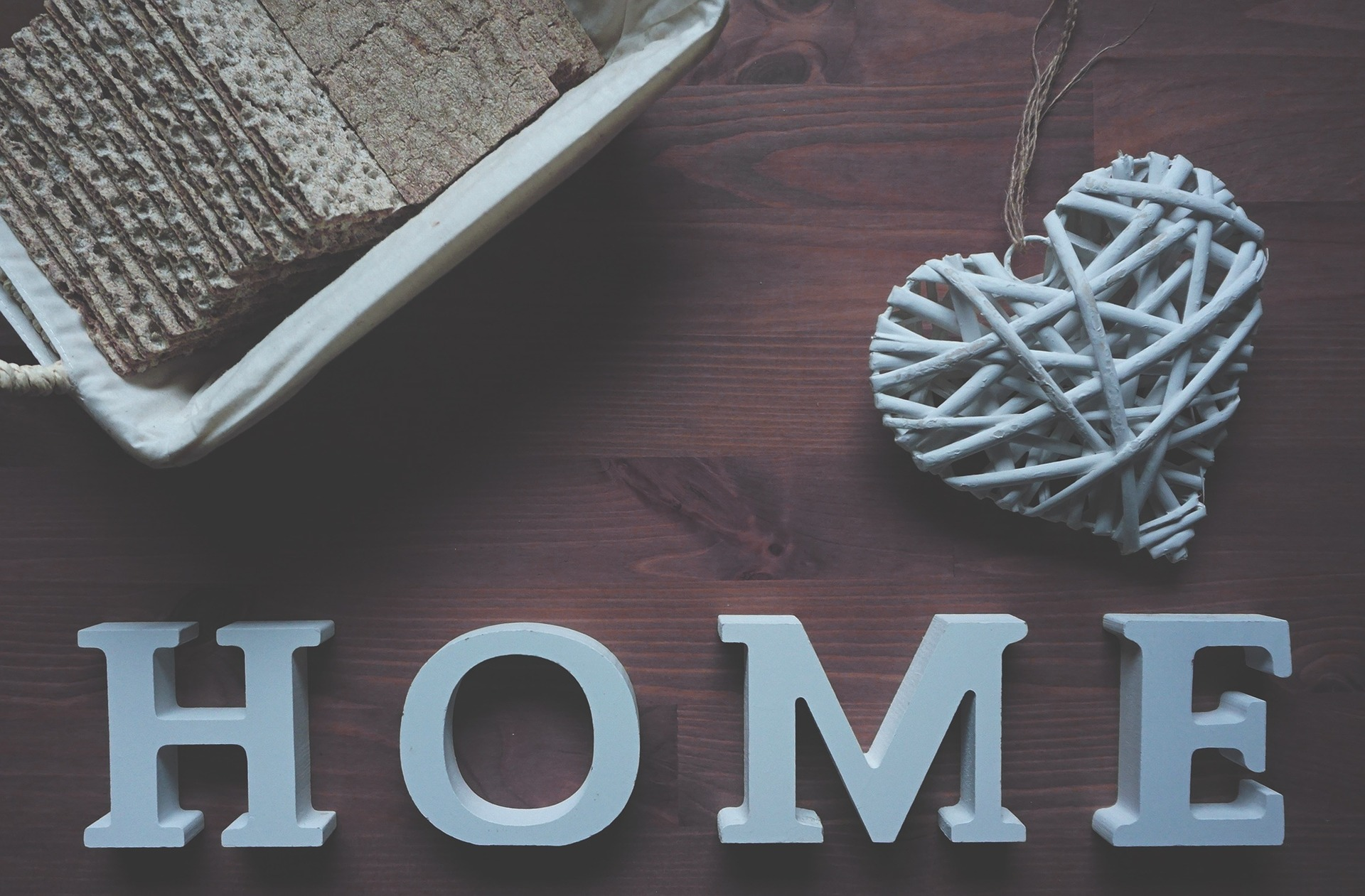 making a house a family home