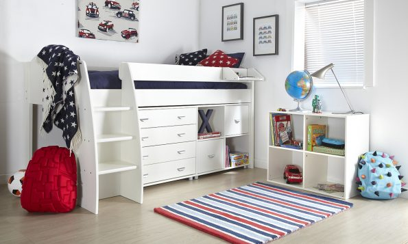 bed for boys room