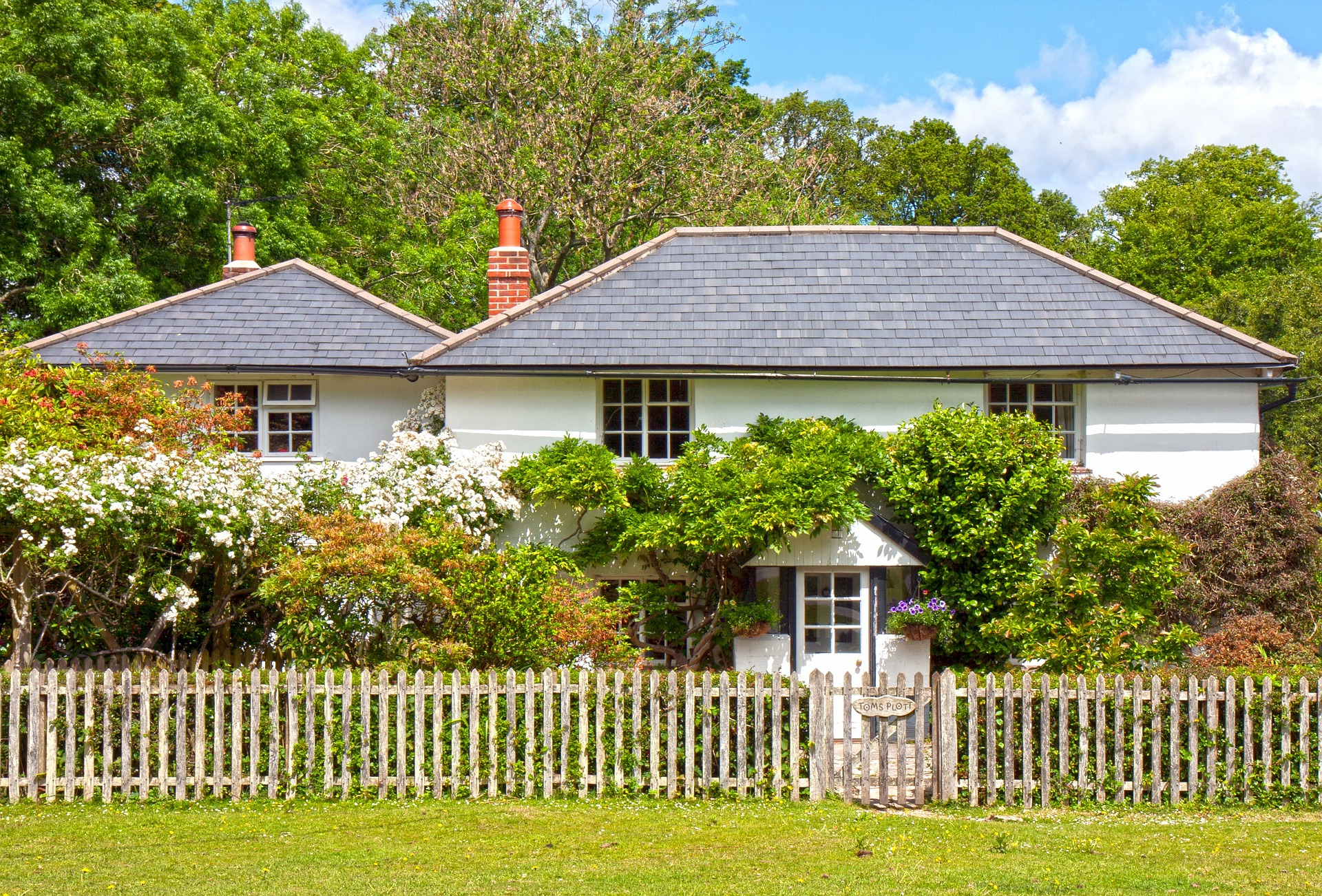 house exterior improvements