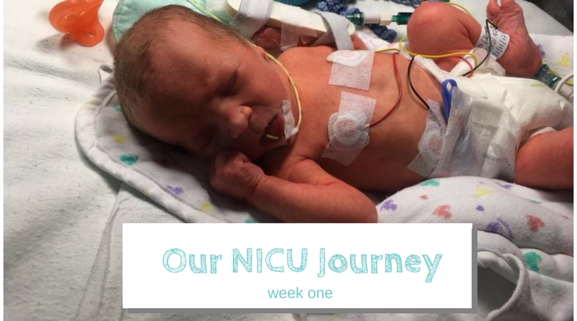 our nicu journey