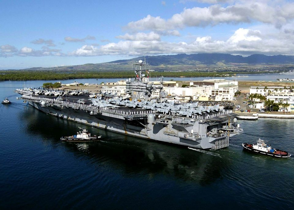pearl harbour hawaii