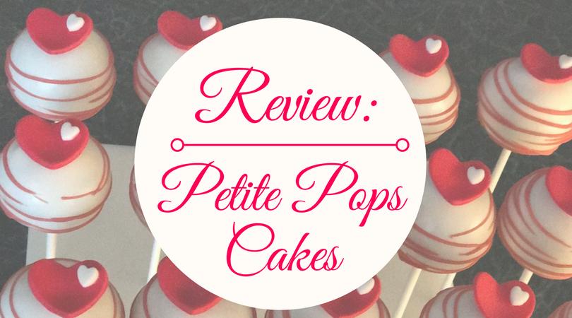 review petite pops cakes
