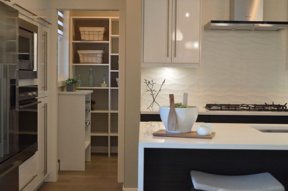 kitchen indoor storage space