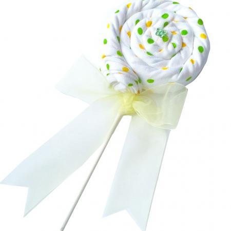 muslin lollipop