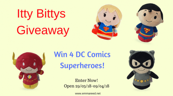 competition photo of the itty bittys you could win