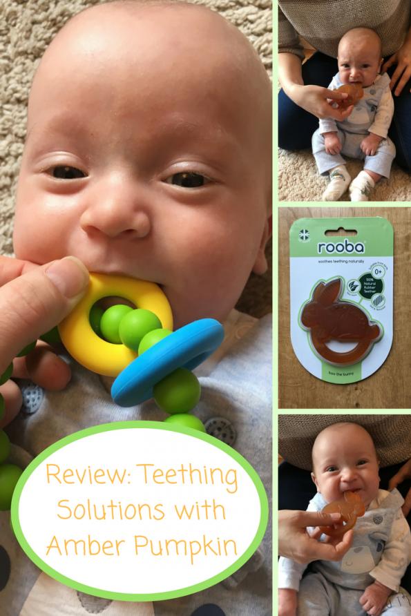 Amber Pumpkin review