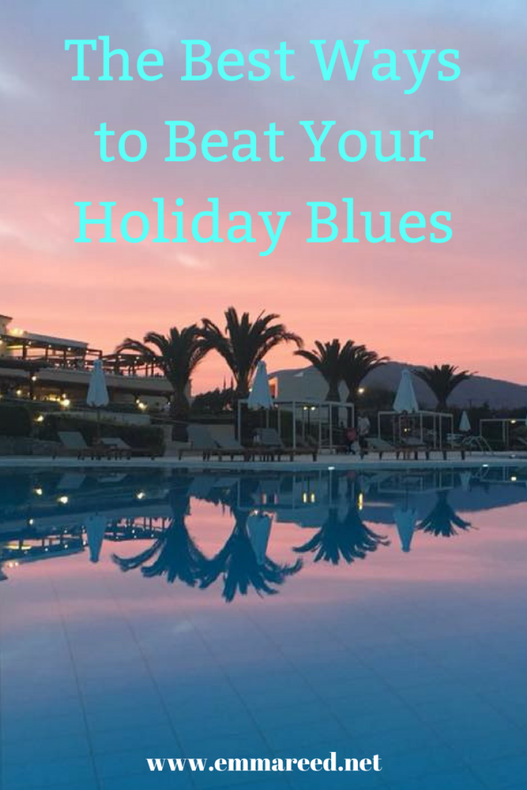 the best ways to beat your holiday blues