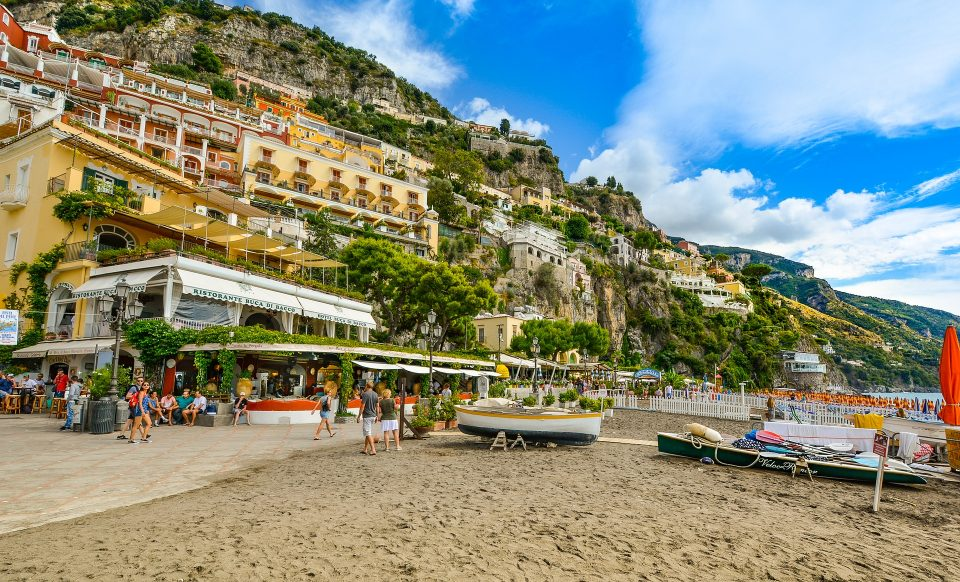 Amalfi coast hotel