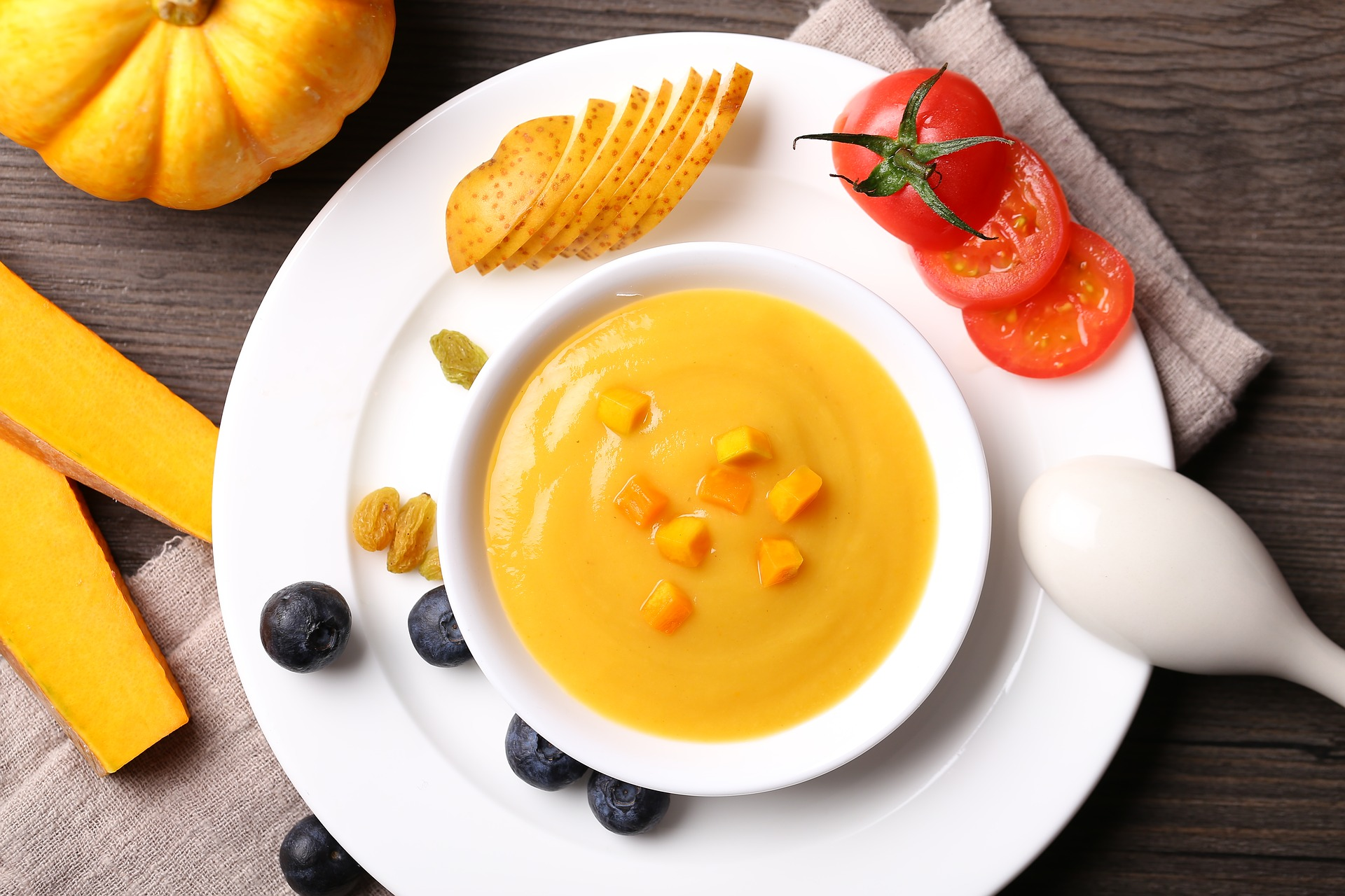 baby food for weaning