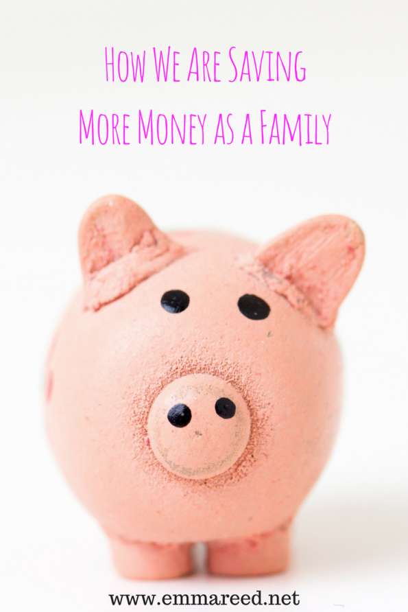 pin for pinterest how we are saving more money as a family
