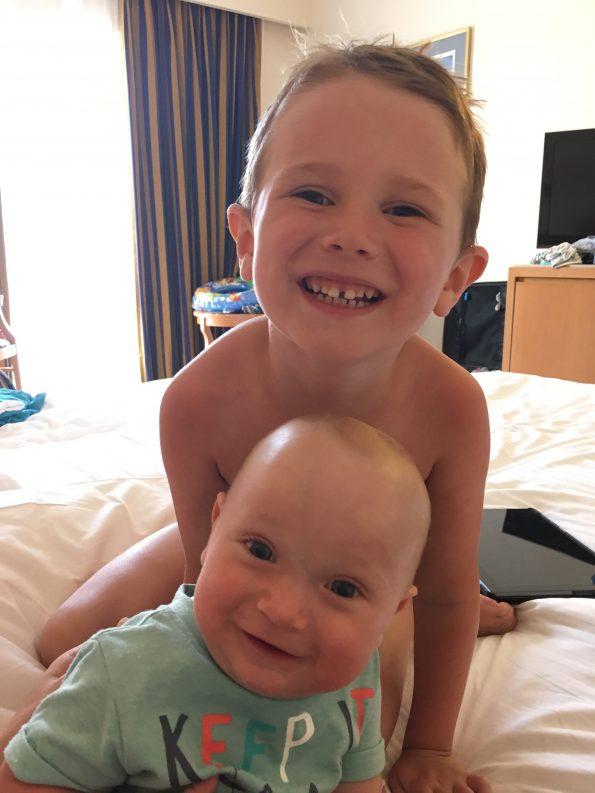 my 2 boys