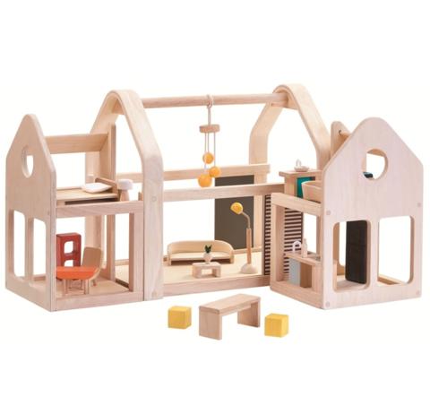 slide and go dollhouse