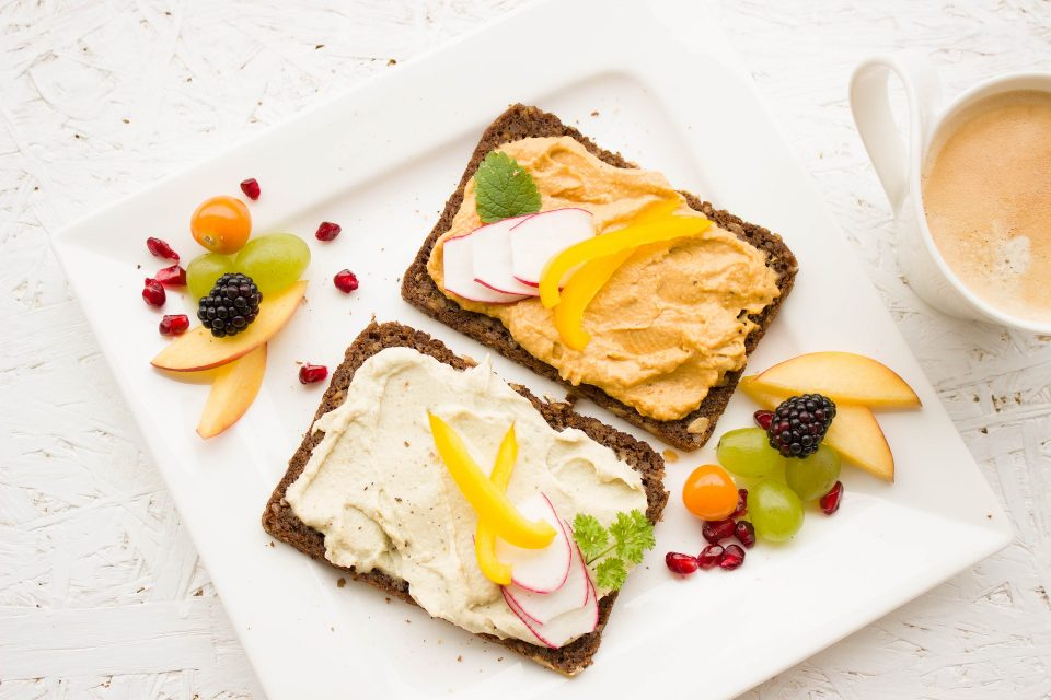 a healthy life breakfast