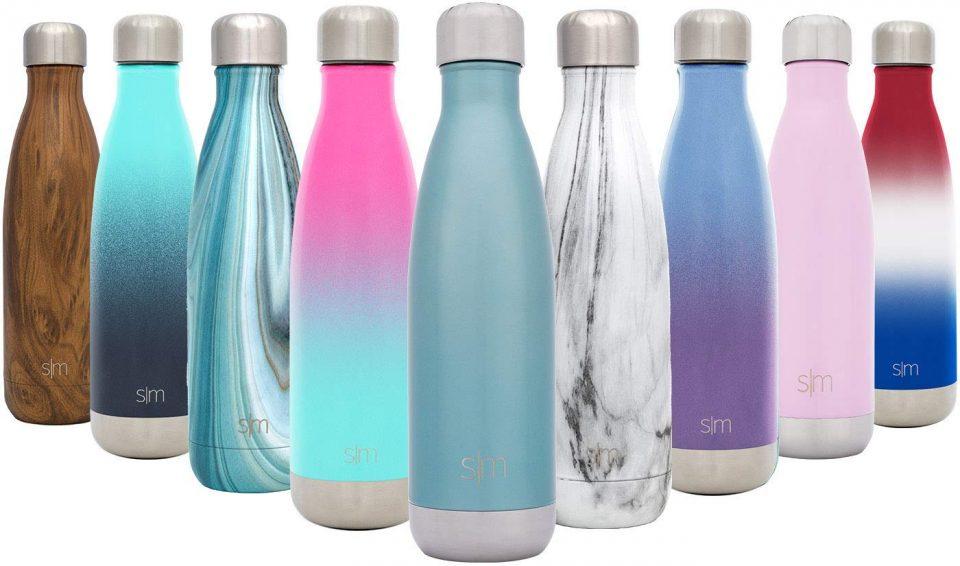 wave reusable water bottles