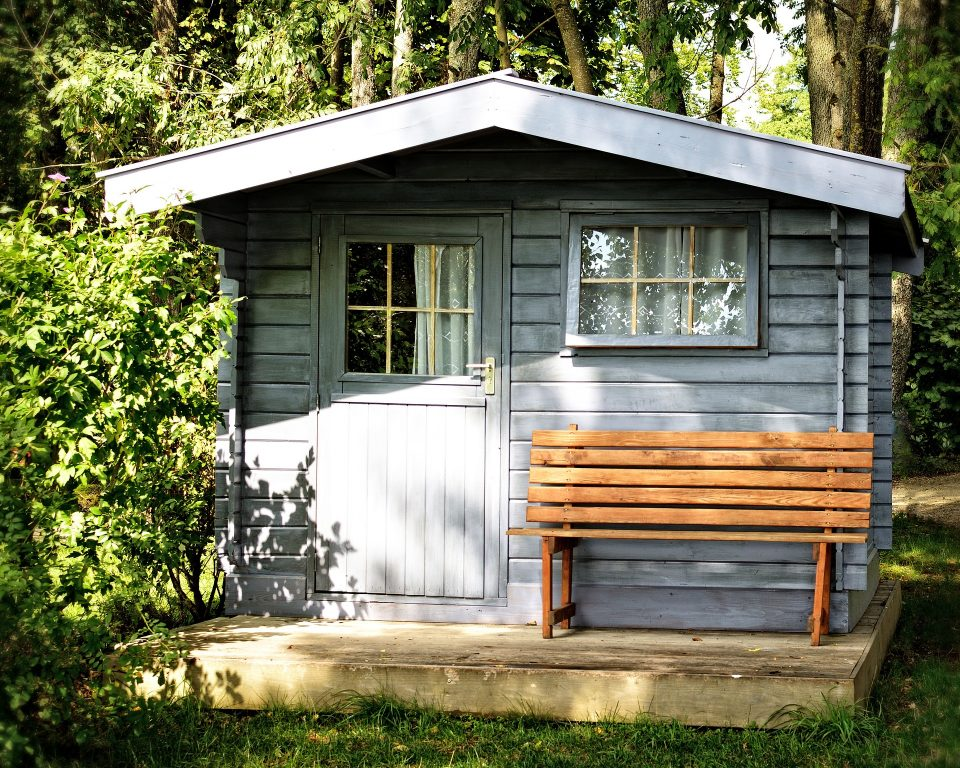 garden shed come garden cabin