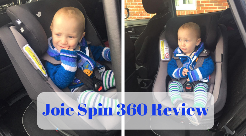 Joie Spin 360 review