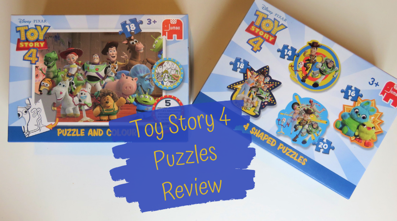toy story 4 puzzles review