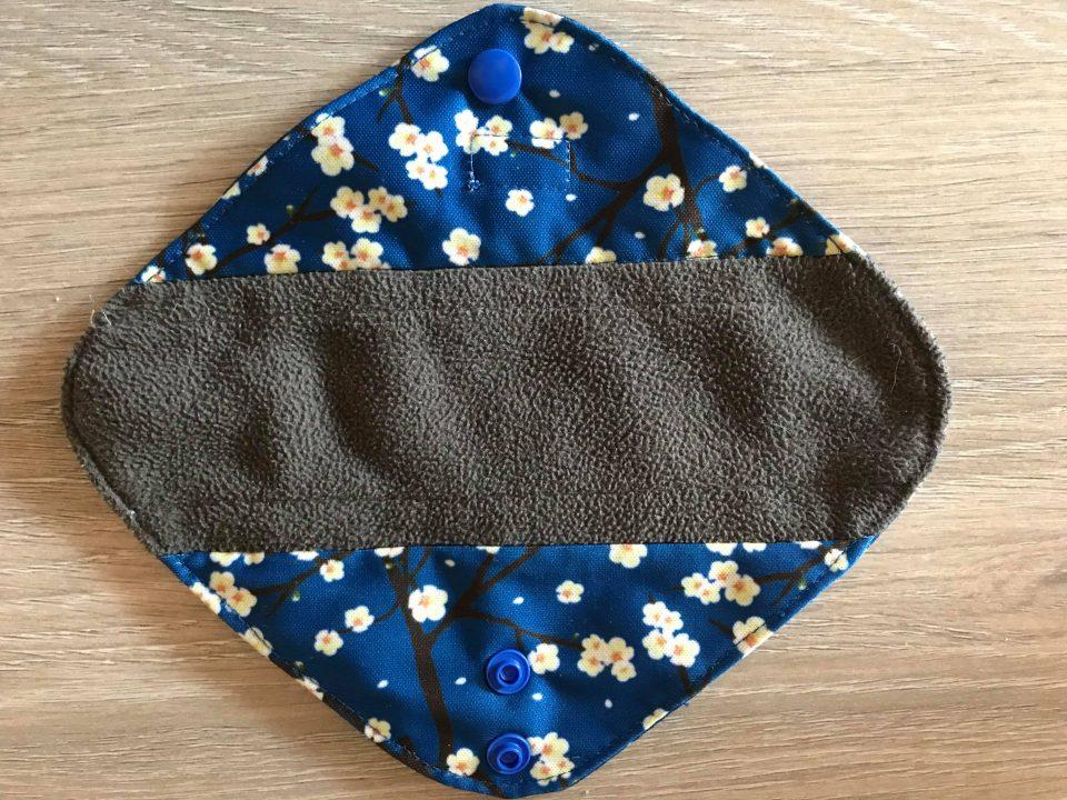 a cloth sanitary pad