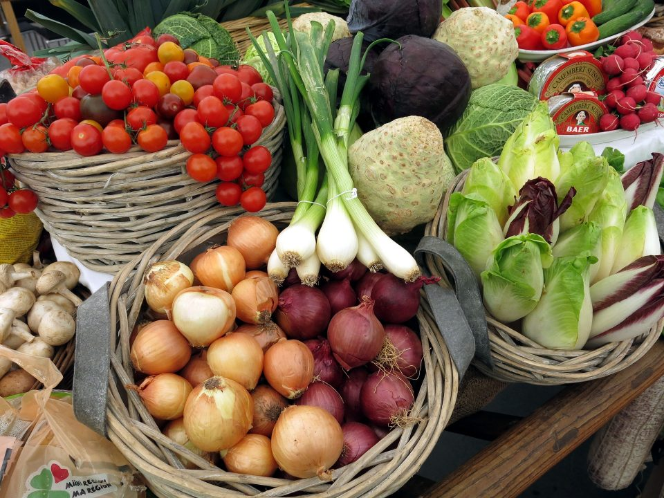 loose fruit and veg all plastic free