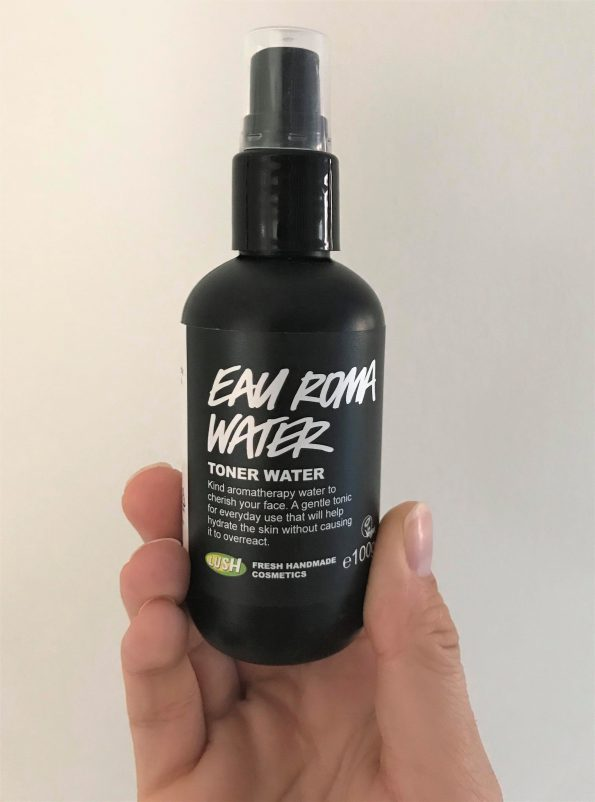 Eau Roma Water toner from Lush