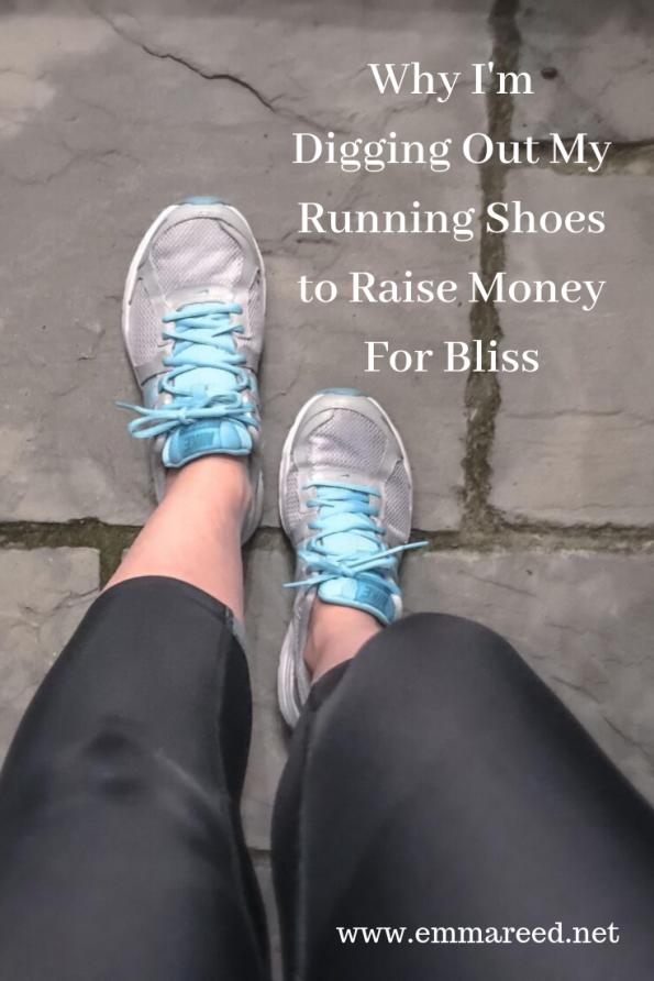 Bliss charity pin