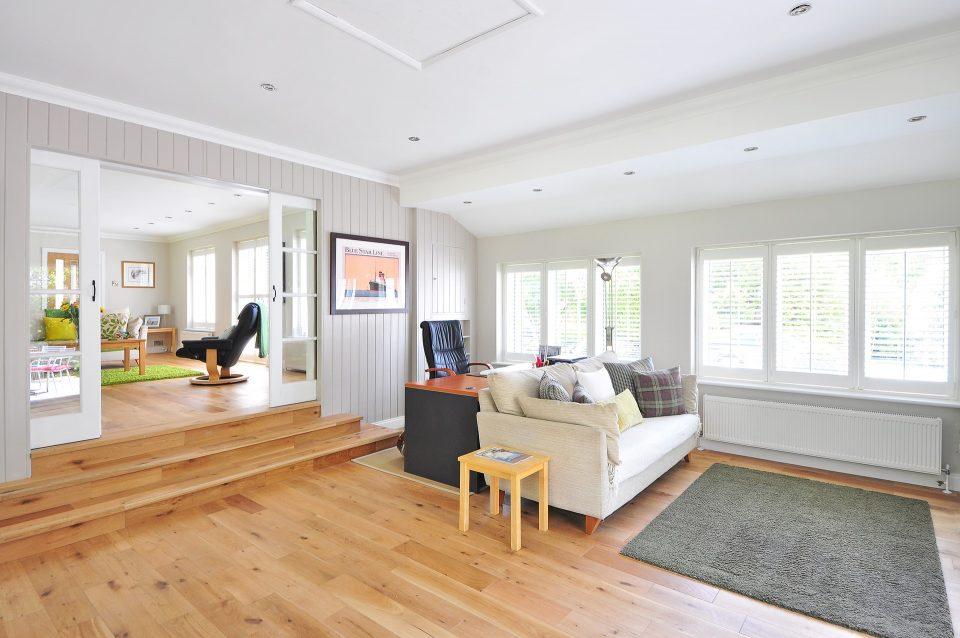 interior trends a wooden floor