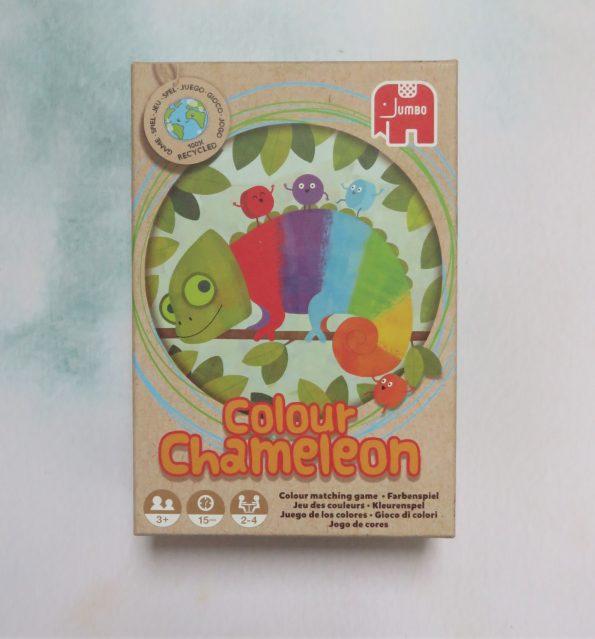 chameleon game inside the box