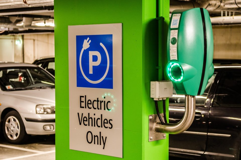 electric car power point