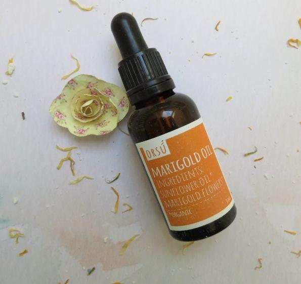 Orsú marigold oil