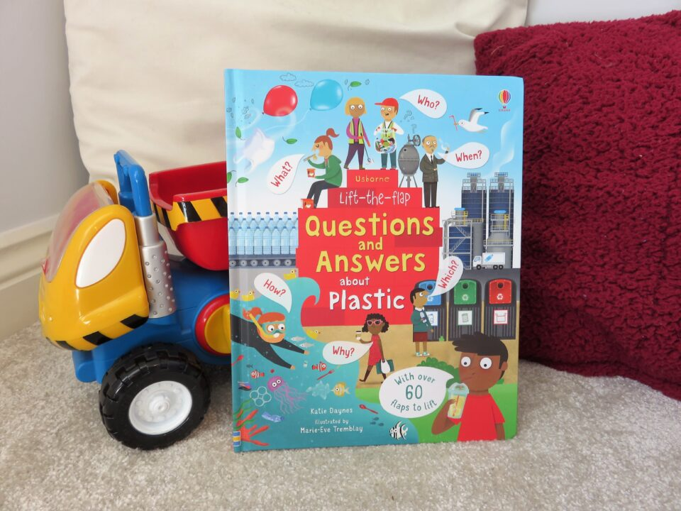 questions and answers about plastic book
