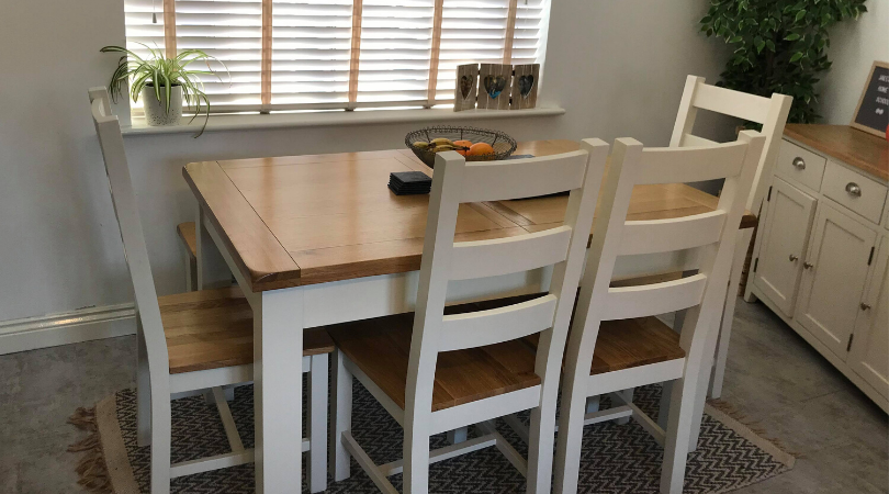 extending dining table in my kitchen