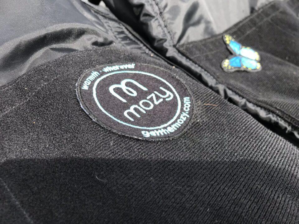 the mozy badge