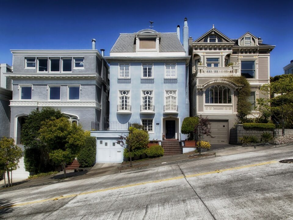 town house in san francisco