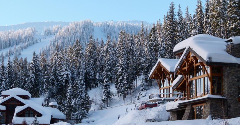 ski lodges